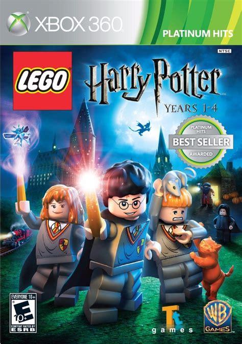 ¡explora el colegio hogwarts™ de magia y hechicería, aprende hechizos, prepara. Lego Harry Potter 1-4 Jogo Infantil Para Xbox 360 - Novo ...