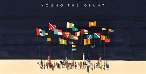 Young The Giant  Home Of The Strange Euph