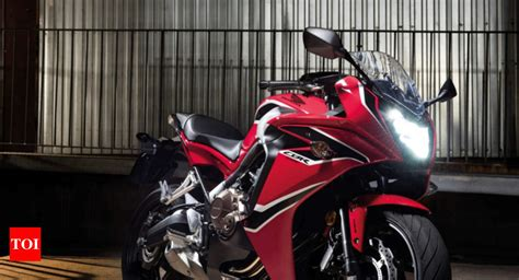 New Honda Cbr650f Launched At Rs 7.3 Lakh