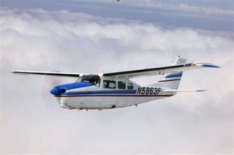 Contrasting accident statistics in IMC: Cessna 182 and 210