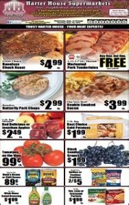 harter house ad harter house ad flyer specials