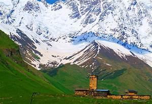 Unique places: Svaneti: a Historical Dream-land Hidden by ...