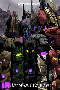 Transformers Fall of Cybertron Combaticons Onslaught ...