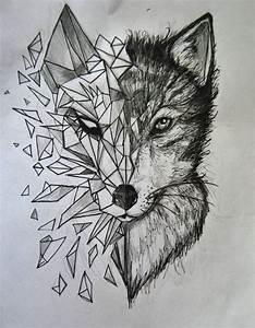 Ideen Zum Zeichnen : tattoo wolf 60 inspirierende ideen f r m nner und frauen tattoo wolf ~ Yasmunasinghe.com Haus und Dekorationen