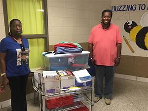 Vision Of Hope Donates School Supplies
