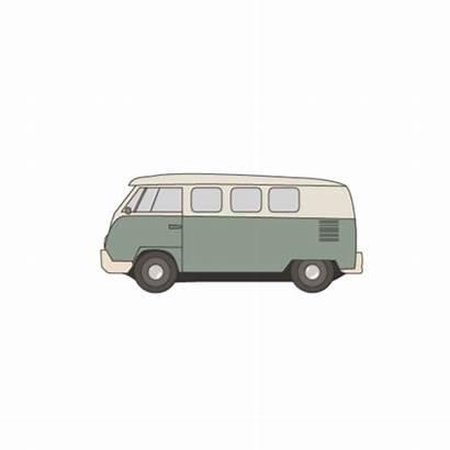 Van Vans Illustration Animated Gifs Animation 4runner