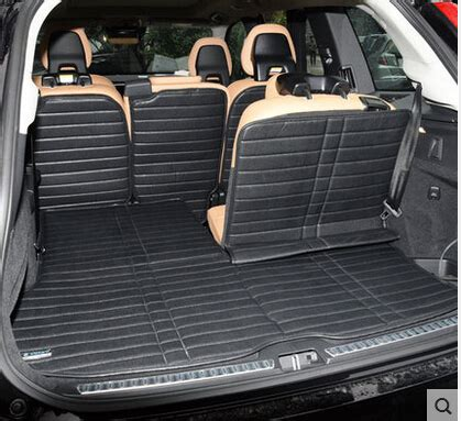 Volvo Xc90 Floor Mats 2016 by Mat Special Trunk Mats For New Volvo Xc90 7seats