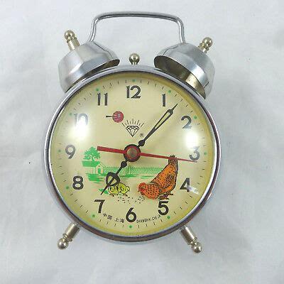 Gallina Arredamenti Sveglia Alarm Clock Vintage Gallina Pulcino China