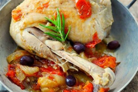comment cuisiner les tomates poulet à la provençale marciatack fr