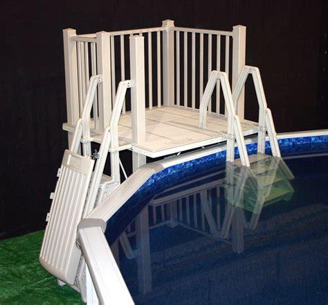 vinylworks    resin  ground pool deck kit