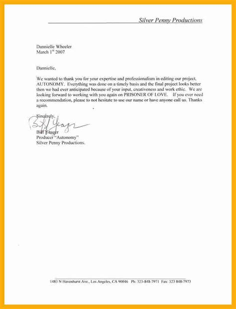 Resume Personal References Exle by Work Reference Letter Write A Recommendation Letter