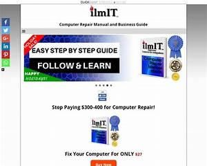 Computer Repair Manual  It Support Services Business Guide