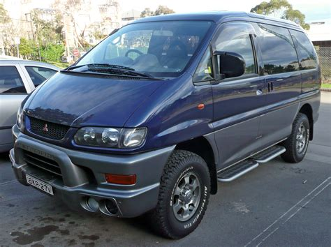 Mitsubishi L400 by 2000 Mitsubishi L400 Pictures Information And Specs