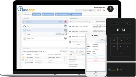 employee time tracking easy fast accurate time attendance tracking