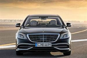 2018 Mercedes Benz S Class Maybach To Be Launched In India