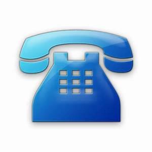Traditional Telephone (Phone) Icon #078614 » Icons Etc