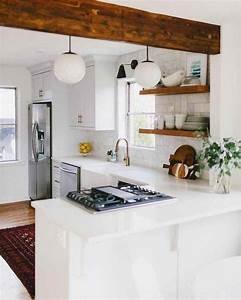 125, Lovely, Small, Kitchen, Design, Ideas, And, Remodel, To