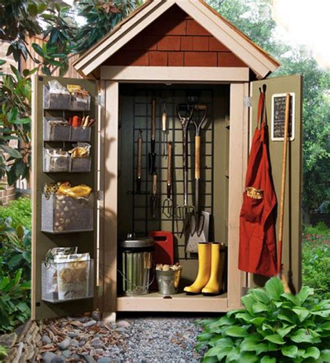 small garden shed home dzine home diy build a basic garden shed