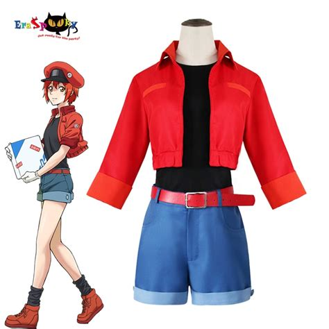 cells  work cosplay erythrocytes love  anime cosplay