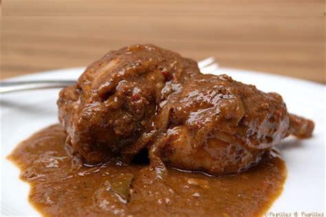 cuisine creole mauricienne salmi poulet