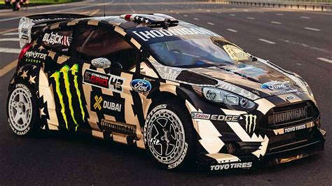 ken blocks crazy cars  trucks ranked