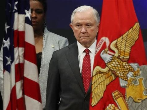 attorney general jeff sessions   special counsel