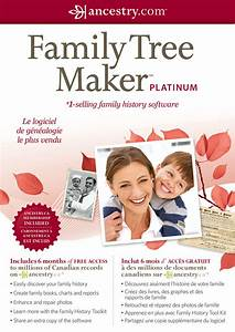 Free Ancestry Tree Family Tree Maker Platinum