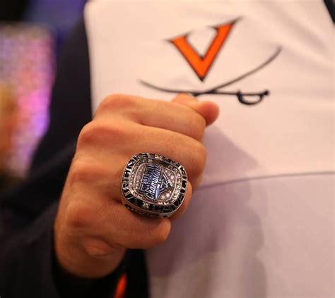 baseball national championship rings university
