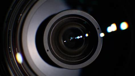 camera lens hd shot closeup professional zooming its canon shutterstock xh footage 4k hv30 a1s