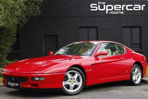 Used 1994 Ferrari 456 For Sale In Worcestershire