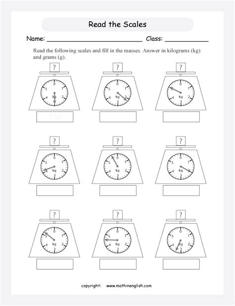 worksheet works reading scales reading a scale worksheet worksheets for all