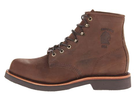 Chippewa American Handcrafted Gq Apache Lacer Boot At