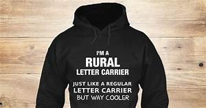 rural letter carrier way cooler sweatshirt teespring With rural letter carriers