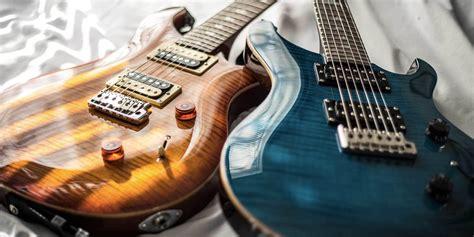 A Brief History Of Prs Guitars