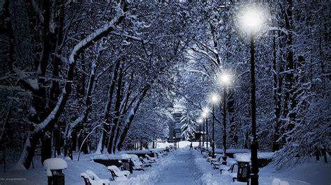 winter scene desktop background  images