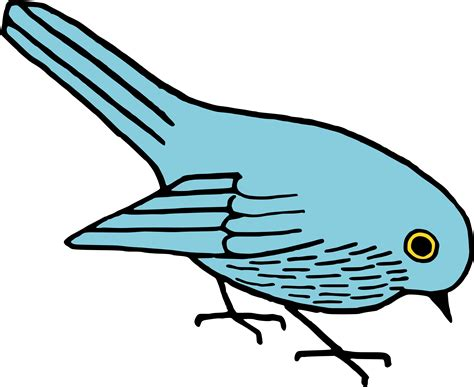 Free Clip Art Bird  Clip Art Department