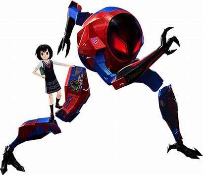 Peni Verse Spider Parker Into Wiki Fandom