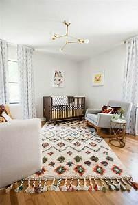 11 magnifiques chambres d39enfants au design scandinave With tapis chambre bébé avec canapé scandinave confortable