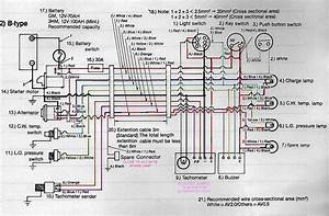 Yanmar Engine Wiring