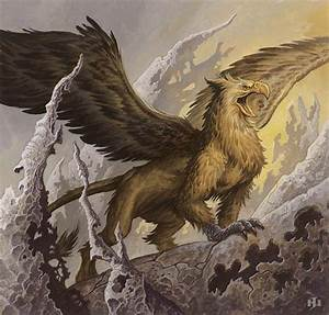 Griffin; Griffon; Gryphon | They were here and ...