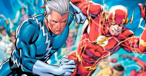 5 Ways Flash & Quicksilver Are Completely Different (& 5 ...