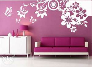 Decorative wall painting techniques and ideas home furniture