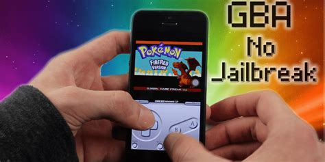 gameboy color emulator iphone install gba emulator iphone with ios 8 9 10 2 without