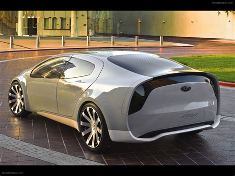Kia Ray Concept 2018 Exotic Car Wallpapers 02 Of 18