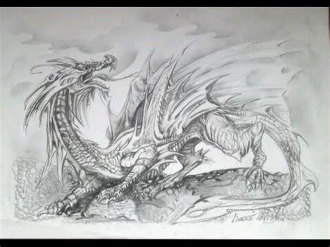 easy dragon  beginners body drawing youtube