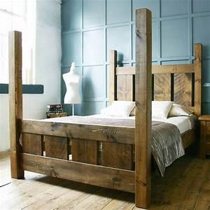 Lit En Bois Massif : le meuble massif est il convenable pour l 39 int rieur ~ Teatrodelosmanantiales.com Idées de Décoration