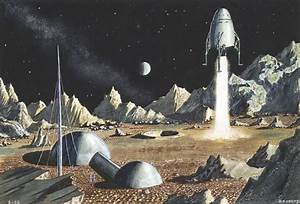 Visions of the Cosmos: The Enduring Space Art of David A ...