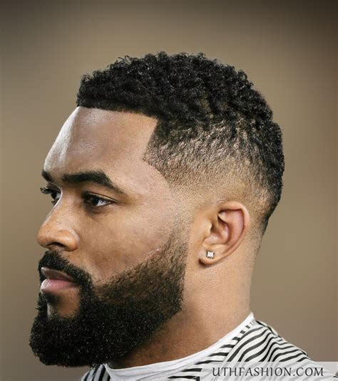 Hairstyles For Black Guys With Medium Hair 2018