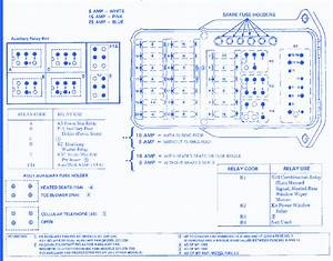 Mercedes 190 E 2 3 1988 Fuse Box  Block Circuit Breaker Diagram  U00bb Carfusebox