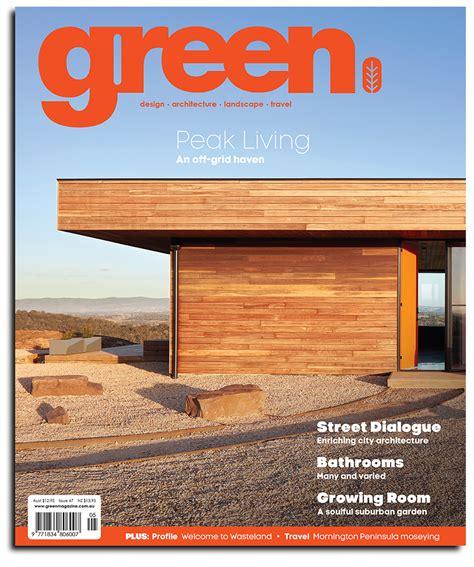 Issue 67 Green Magazine